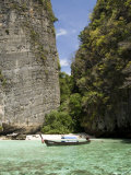 Pileh Cove, Phi Phi Lay Island, Thailand, Southeast Asia Photographic Print by Sergio Pitamitz