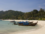 Laem Tong Beach, Phi Phi Don Island, Thailand, Southeast Asia Photographic Print by Sergio Pitamitz