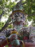 Wat Ko Sirey, Phuket, Thailand, Southeast Asia Photographic Print by Sergio Pitamitz