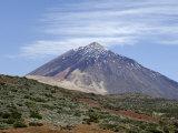 Mount Teide (Pico De Teide), Teide National Park, Tenerife, Canary Islands, Spain, Atlantic Lámina fotográfica por Sergio Pitamitz