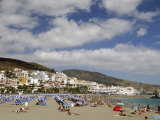 Playa De Las Americas, Tenerife, Canary Islands, Spain, Atlantic Photographic Print by Sergio Pitamitz