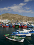 Los Cristianos, Tenerife, Canary Islands, Spain, Atlantic Photographic Print by Sergio Pitamitz