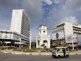 Phuket Town, Phuket, Thailand, Southeast Asia Photographic Print by Sergio Pitamitz