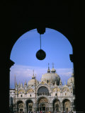 Basilica of St. Mark's, Venice, Unesco World Heritage Site, Veneto, Italy Photographic Print by Oliviero Olivieri
