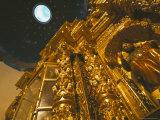 Church Interior, Quito, Ecuador, South America Photographic Print by Oliviero Olivieri