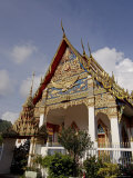 Wat Puttamongkon Temple, Phuket, Thailand, Southeast Asia Photographic Print by Sergio Pitamitz