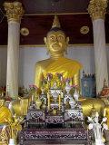 Wat Khajorn, Phuket, Thailand, Southeast Asia Photographic Print by Sergio Pitamitz