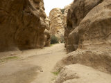 Beida, Also Known as Little Petra, Jordan, Middle East Photographic Print by Sergio Pitamitz