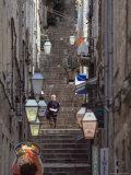 Dubrovnik, Dalmatia, Croatia Photographic Print by Oliviero Olivieri