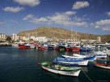 Los Cristianos, Tenerife, Canary Islands, Spain, Atlantic Photographic Print by Sergio Pitamitz