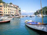Portofino, Liguria, Italy, Mediterranean Photographic Print by Oliviero Olivieri