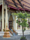 Wat Phra Thong, Phuket, Thailand, Southeast Asia Photographic Print by Sergio Pitamitz