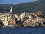 Genova (Genoa), Liguria, Italy Photographic Print by Oliviero Olivieri