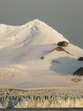 Charity Glacier, False Bay, Livingston Island, South Shetland Islands, Antarctica, Polar Regions Photographic Print by Sergio Pitamitz