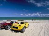 Dune Buggies, Jacuma, Natal, Rio Grande Do Norte State, Brazil, South America Photographic Print by Sergio Pitamitz
