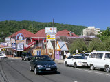 Main Street, Ocho Rios, Jamaica, West Indies, Central America Photographic Print by Sergio Pitamitz