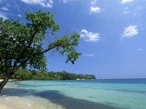 San San Beach, Port Antonio, Jamaica, West Indies, Central America Photographic Print by Sergio Pitamitz