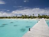 Fakarawa, Tuamotu Archipelago, French Polynesia Islands Photographic Print by Sergio Pitamitz