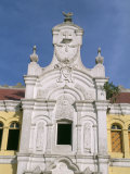 St. Francis of Assisi Church, Old City, San Felipe District, Panama City, Panama, Central America Photographic Print by Sergio Pitamitz