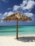 Arashi Beach, Aruba, West Indies, Dutch Caribbean, Central America Fotoprint van Sergio Pitamitz