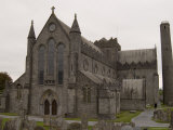 St. Canices Cathedral, Kilkenny, County Kilkenny, Leinster, Republic of Ireland (Eire) Photographic Print by Sergio Pitamitz