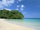 Frenchman's Cove, Port Antonio, Jamaica, West Indies, Central America Photographic Print by Sergio Pitamitz
