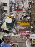 Central District, Hong Kong, China Photographic Print by Sergio Pitamitz
