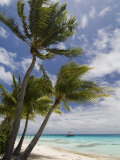 Fakarawa, Tuamotu Archipelago, French Polynesia Islands Photographic Print by Sergio Pitamitz