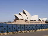 Opera House, Sydney, New South Wales, Australia Photographic Print by Sergio Pitamitz