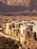 Shibam, Unesco World Heritage Site, Hadramaut, Republic of Yemen, Middle East Photographic Print by Sergio Pitamitz
