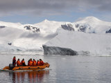 Neko Harbor, Gerlache Strait, Antarctic Peninsula, Antarctica, Polar Regions Photographic Print by Sergio Pitamitz