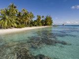 Fakarawa, Tuamotu Archipelago, French Polynesia Islands Photographie par Sergio Pitamitz