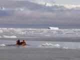 Neko Harbor, Gerlache Strait, Antarctic Peninsula, Antarctica, Polar Regions Photographic Print by Sergio Pitamitz