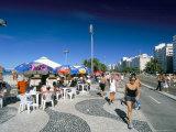 Copacabana, Rio De Janeiro, Brazil, South America Photographie par Sergio Pitamitz