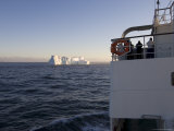 Iceberg on Bransfield Strait, Antarctic Peninsula, Antarctica, Polar Regions Photographic Print by Sergio Pitamitz