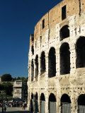 Colosseum, Rome, Lazio, Italy Photographic Print by Sergio Pitamitz