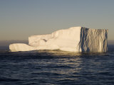 Iceberg on Bransfield Strait, Antarctic Peninsula, Antarctica, Polar Regions Photographic Print by Sergio Pitamitz