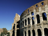 Colosseum, Unesco World Heritage Site, Rome, Lazio, Italy Photographic Print by Sergio Pitamitz