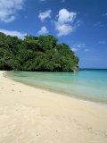 Frenchman's Cove, Port Antonio, Jamaica, West Indies, Central America Photographie par Sergio Pitamitz