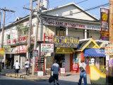 Main Street, Ocho Rios, Jamaica, West Indies, Central America Photographic Print by Sergio Pitamitz