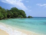 Boston Beach, Port Antonio, Jamaica, West Indies, Central America Photographic Print by Sergio Pitamitz