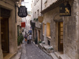 St. Paul De Vence, Alpes Maritimes, Provence, Cote d'Azur, France Photographic Print by Sergio Pitamitz