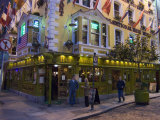 The Oliver St. John Gogarty Pub, Temple Bar, Dublin, County Dublin, Republic of Ireland (Eire) Photographic Print by Sergio Pitamitz