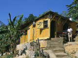 Maroon Town, Jamaica, West Indies, Central America Photographic Print by Sergio Pitamitz