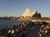 Opera House, Sydney, New South Wales, Australia Photographic Print by Sergio Pitamitz