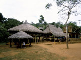 Embera Village, Soberania Forest National Park, Panama, Central America Photographic Print by Sergio Pitamitz