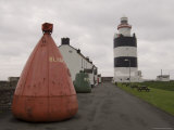 Hook Head Lighthouse, County Wexford, Leinster, Republic of Ireland (Eire) Photographic Print by Sergio Pitamitz