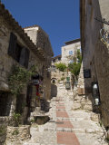 Eze Village, Alpes Maritimes, Provence, Cote d'Azur, France Photographic Print by Sergio Pitamitz