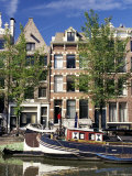 Keizersgracht, Amsterdam, Paesi Bassi Stampa fotografica di Sergio Pitamitz