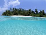 Asdu Island, North Male Atoll, Maldives, Indian Ocean Photographie par Sergio Pitamitz